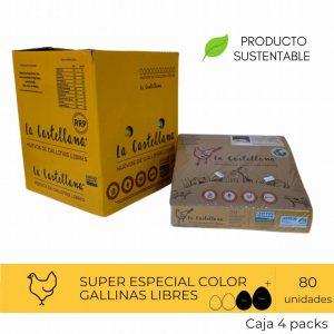 Envasado Súper Especial Color Pack 20 U.